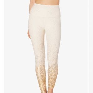 Alloy Ombre High Waisted Midi Legging- EUC!